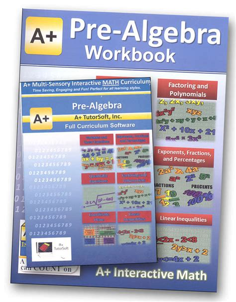 Pre Mba Math Books by A Interactive Math 7th Grade Pre Algebra Premium