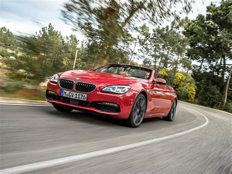 BMW 6 Series Convertible (2015)   picture 26 of 124   800x600