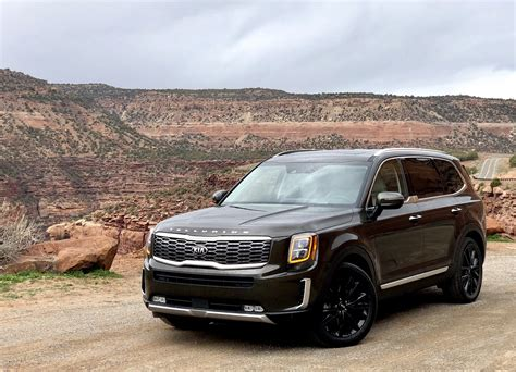 2020 Kia Telluride Build And Price by All New 2020 Kia Telluride Offers Room For Eight With