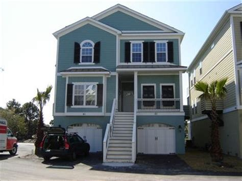 sunny folly beach townhouse townhouses for rent in folly comfy cool family friendly townhouse vrbo