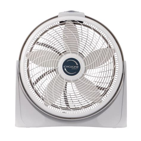 lasko fans home depot lasko cyclone 20 in power circulator fan 3520 the home