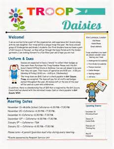17 best ideas about parent newsletter template on