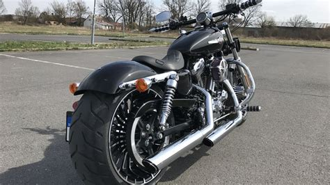 Harley Davidson Rear Tire by Sportster Wide Tire Harley Davidson