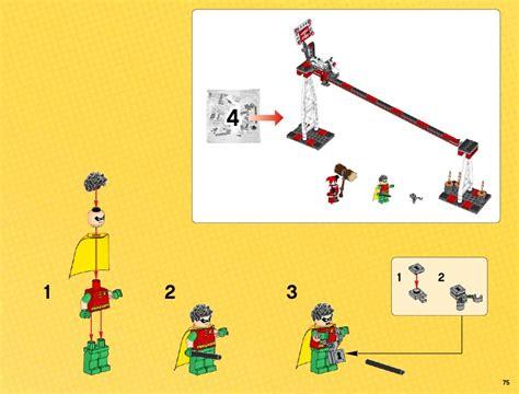 Lego Dc Heroes Batman 76035 Jokerland lego jokerland 76035 dc comics heroes