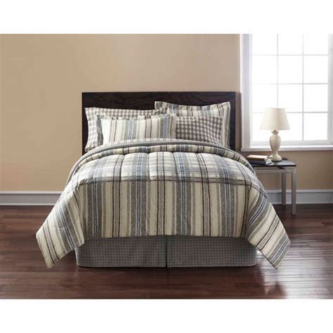 mainstay bedding mainstays coordinated bedding set base c walmart com