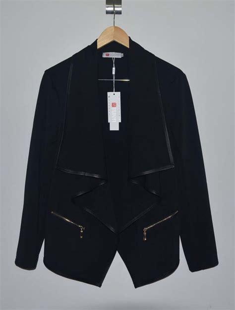 Cardigan Cewek Hitam Abu Import Murah cardigan hitam cantik import 2017 jual model terbaru murah
