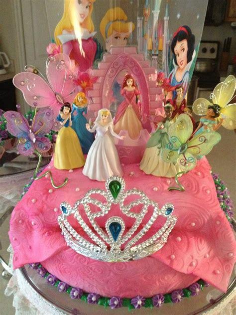 disney princess birthday cake my cakes decorations princesses