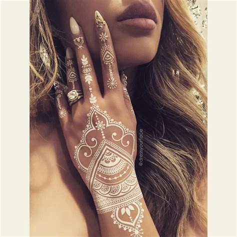 hand drawn tattoo designs special edition new white henna tattoos and