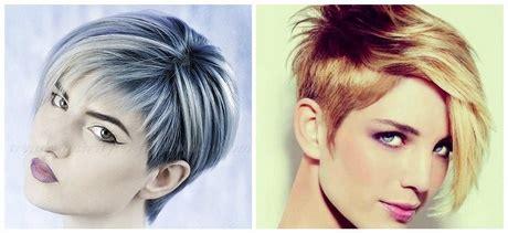 Trendy short hairstyles 2018