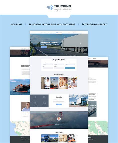 transportation templates transportation templates archives zemez html