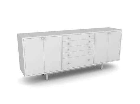 Wall File Cabinet by Office Wall Filing Cabinet 3d Model 3dsmax Files Free