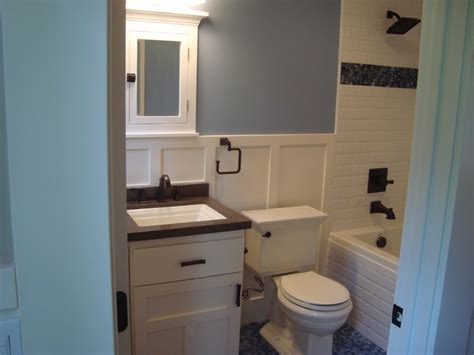 craftsman style bathroom ideas historic craftsman craftsman bathroom