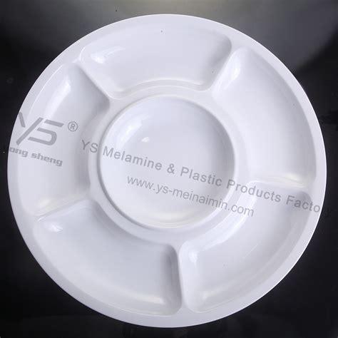 melamine sectioned plates melamine divided plate melamine dinner plates for