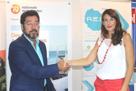 Firma Aeg by Aeg Firma Un Convenio De Colaboraci 243 N Con La Entidad