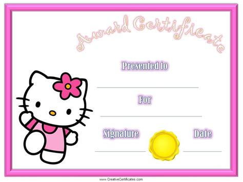 kid award certificate templates saferbrowser yahoo image