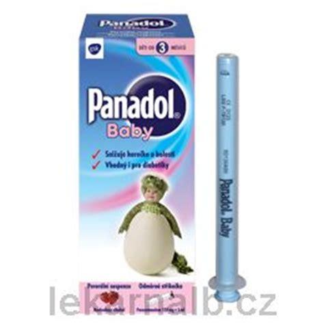 Panadol Syrup 30 Ml panadol baby sirup 100 ml srovname cz