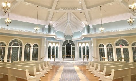 Disney's Wedding Pavilion shows off three new looks   The Disney Blog