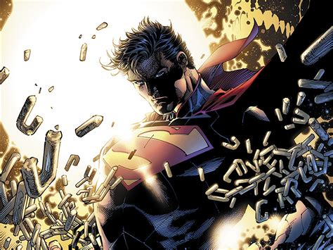 superman batman wallpaper jim lee wallpaper of the day superman new 52 bigboynerd