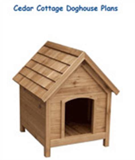 dog house plans pdf cedar dog house plans 187 woodworktips