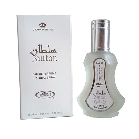 Jual Parfum Al Rehab Pocket Spray jual al rehab parfum sultan spray 35 ml harga