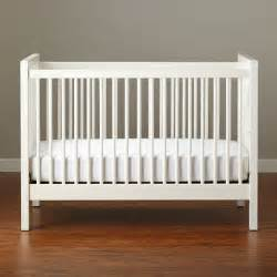 baby white crib baby cribs convertible storage mini the land of nod