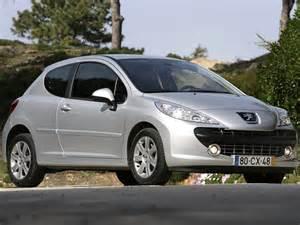Peugeot 207 Door Peugeot 207 3 Door Worldwide 2006 09