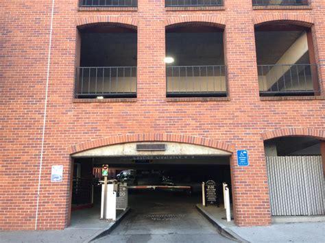 Garage Sacramento by Tower Bridge Garage Parking In Sacramento Parkme