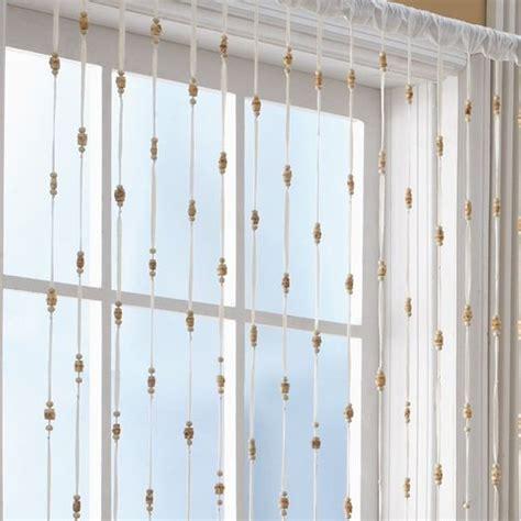 bamboo window curtains bamboo bead jewelry window curtain panel bed bath