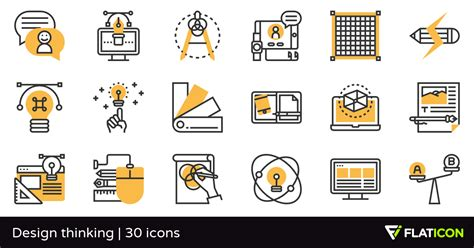 design thinking icon design thinking 30 gratis iconos archivos svg eps psd png
