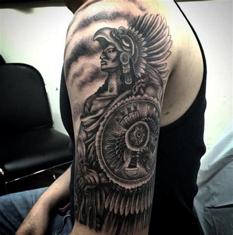 imagenes de aztecas en 3d las 33 mejores ideas de tatuajes mayas y aztecas hombre y