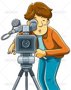 cameraman shoot the cinema with movie camera graphicriver