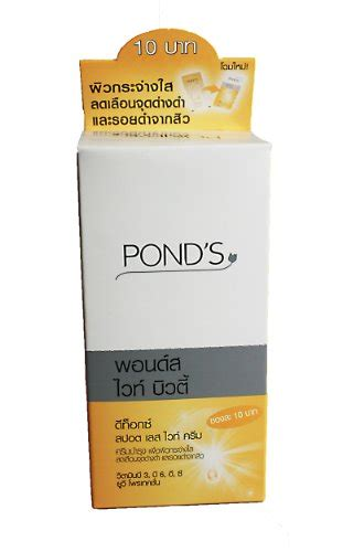 Ponds Detox Price by Pond S White Detox Spotless Nourishing