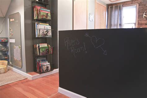chalkboard paint menards river arrow
