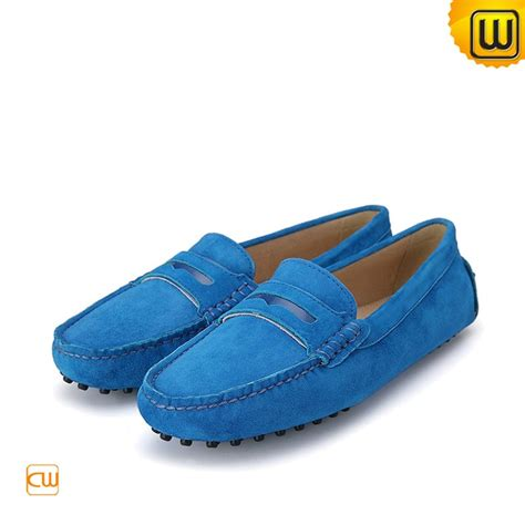 leather moccasin driving shoes cw314014