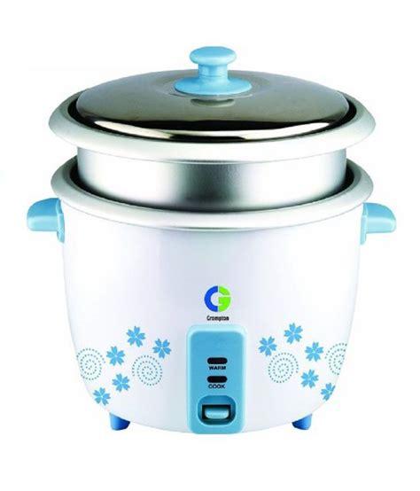Rice Cooker Maspion Mrc 150 N Crompton Greaves 1 8 Ltr Cgrc Mrc 92 Rice Cooker Price In India Buy Crompton Greaves 1 8 Ltr