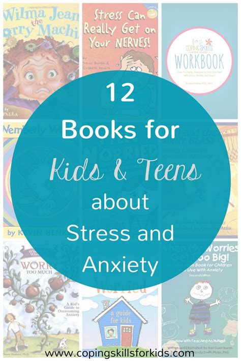 stress free kids books 89 best coping skills for kids images on pinterest e