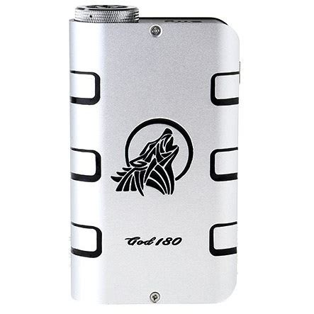 Authentic Smy God 180w Variable Voltage Wattage Box Mod Authentic Smy God 180w Variable Voltage Wattage Box Mod Silver Jakartanotebook