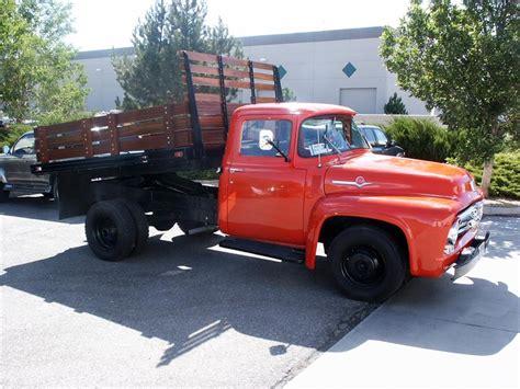 ford dump trucks 1956 ford f 350 dump truck 154160