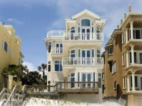Luxury Beachfront Homes For Rent In Florida Luxury Beachfront Vacation Rental In Destin Millenia Home