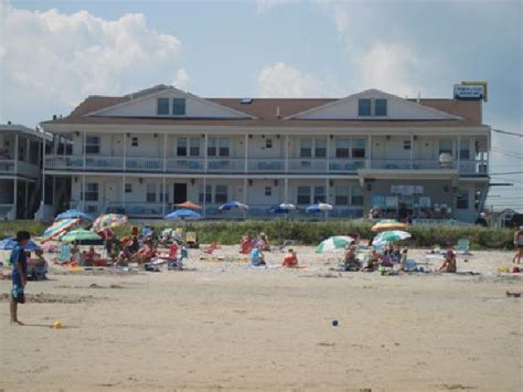 normandie inn the normandie inn from the surf picture of normandie
