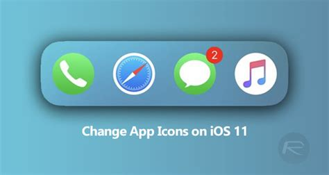 themes changer for ios how to get rounded circle app icons theme on ios 11 home
