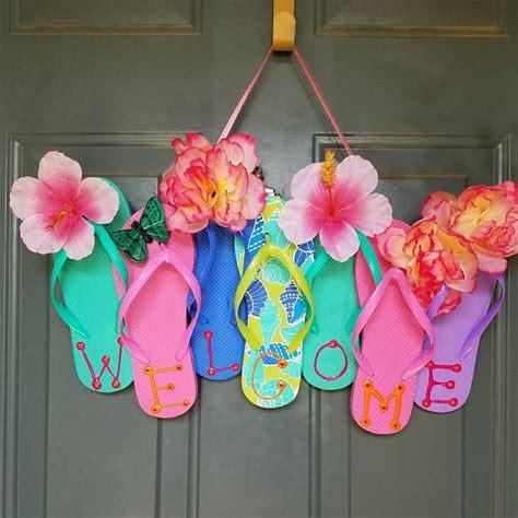 10 cute summer front door decorations doors of elegance