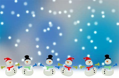snowman  stock photo public domain pictures