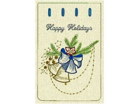 machine embroidery designs christmas gift bags 3 set
