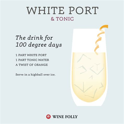 white drink recipe our best summer wine cocktails wine folly