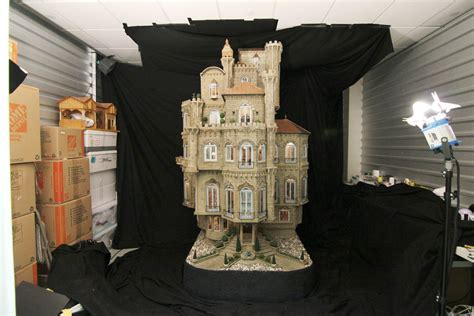 8 million dollhouse dollhouse appraised at 8 5 million is to tour the new