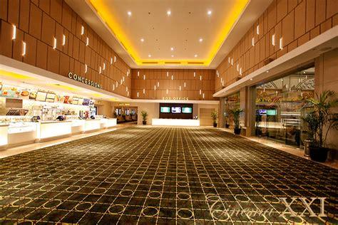 Sinensa Jogja cinema 21 perluas jangkauannya di kota jogjakarta cinema 21