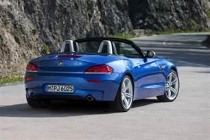 2015 Bmw Z4 2015 Bmw Z4 Looks Great In Estoril Blue