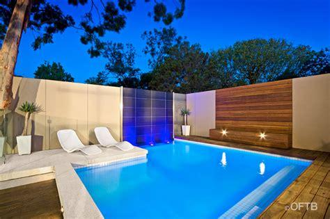 piscina casa fotos de piscinas hermosas ideas para decorar dise 241 ar y