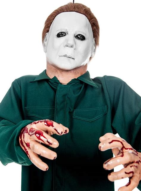 myers decorations ii michael myers hanging decoration